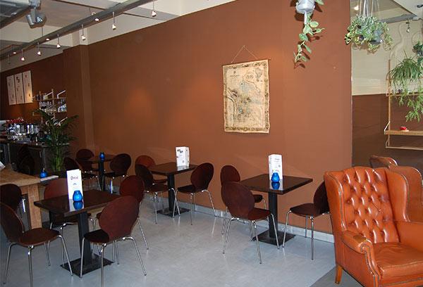 Quetzal Nijmegen, chocoladebar Nijmegen, chocolade, brownie, milkshake, bar Nijmegen